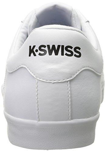 K-SwissBelmont So M - Sneaker Donna Bianco (Bianco (White/Black))