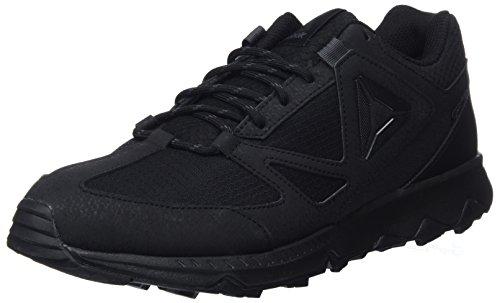 Reebok Herren Walk-Schuh Skye Peak GTX 5.0 Fitnessschuhe, Schwarz (Black/Ash Grey/Coal 000), 45 EU