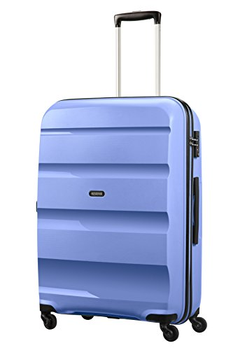 AMERICAN TOURISTER Bon Air - Spinner L Bagaglio a mano, 75 cm, 91 liters, Blu (Porcelain Blue)