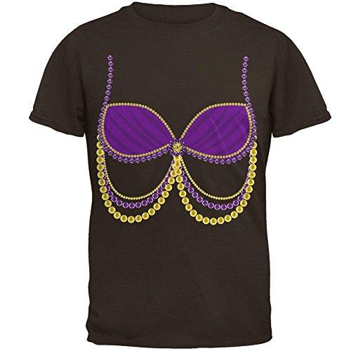 Halloween arabische Bauchtänzerin lila Kostüm Herren-T-Shirt braun (Dancer Halloween Kostüme Belly Arabischen)