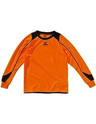 Erima  - Camiseta de equipación de balonmano para niño, color naranja, talla 164 cm