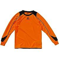 erima Camiseta de equipación de balonmano para niño, color naranja, talla 164 cm