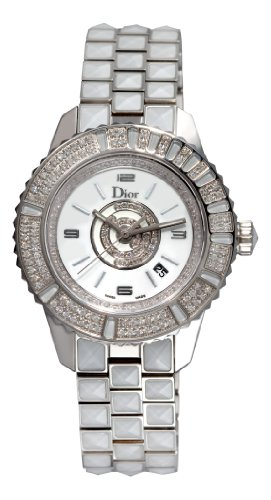 Dior Damen-Armbanduhr Christal Diamond
