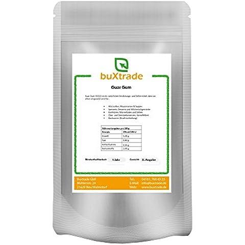Guarding Gum guarkern E4125000CPS Bio Senza Glutine di Farina, Vegan, vegetale diverse misure, 100 g - Maionese Senza Glutine