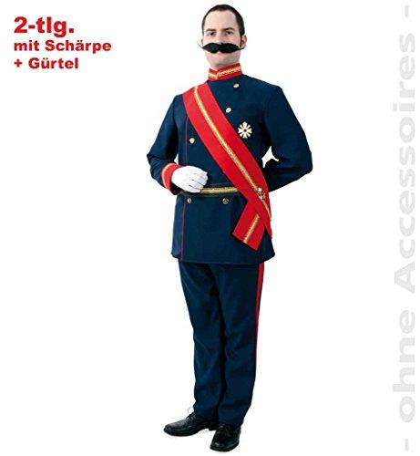 Kaiser Kostüm - Herrenkostüm