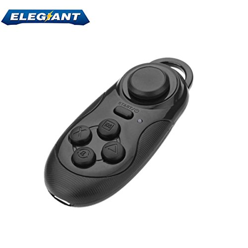 ELEGIANT Wireless Bluetooth Game Remote Console Controller for 3D VR