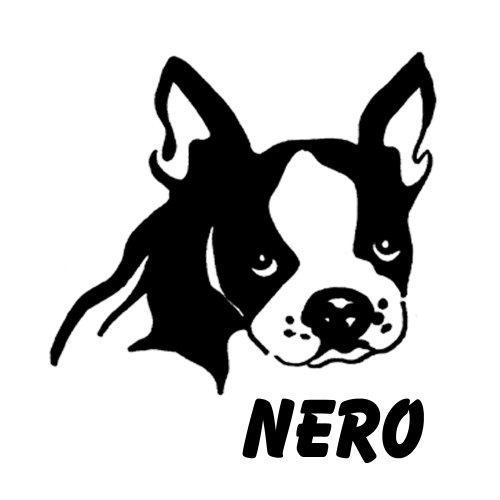 Heckscheibenaufkleber Hund
