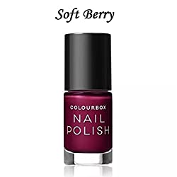 Oriflame COLOURBOX Nailpolish (Soft Berry)
