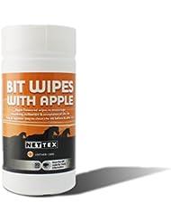 Puntas de toallitas limpiasalpicaderos con efecto mate Nettex Talla:Peppermint