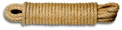 Chapuis AL10 Gedrehtes Sisal-Seil - 610 kg - Durchmesser 10 mm - Länge 10 m