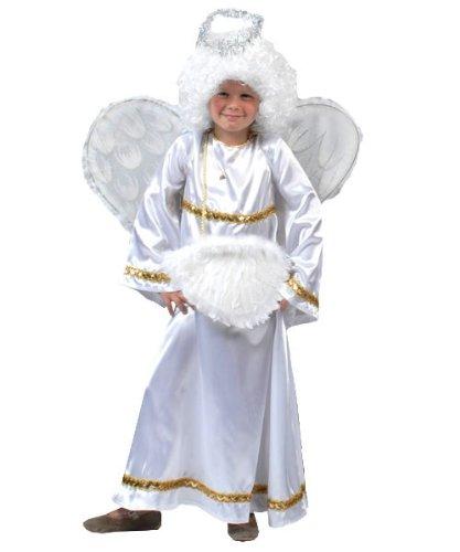 Pierro´s Kostüm Engel Stella Kind Größe (Schnee Kostüme Engel)