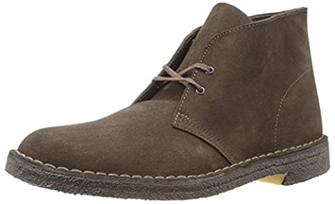Clarks Originals Desert Boot Hommes Marron Bottte Chukka