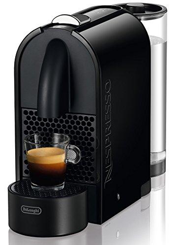 Nespresso DeLonghi U EN 110B-Cafetera de cápsulas, 19 bares, depósito modular,...