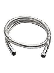 Aqualisa Shower Hose - 1.25m - Stainless Steel - Chrome