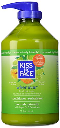 Kiss My Face Après-shampoing formule Whenever (à toutes périodes de la journée) 946 ml