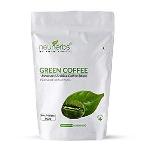 Green Coffee Beans 800 Gm (28.21 Oz)