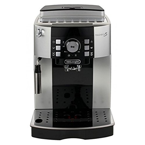 De'Longhi Magnifica S ECAM 21.116.SB Kaffeevollautomat (Direktwahltasten und Drehregler,...