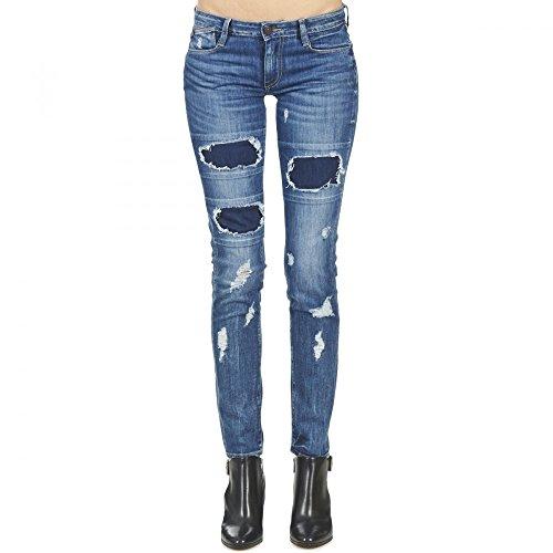 Le Temps des Cerises -  Jeans  - Donna blu W28