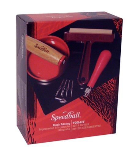 Speedball Block Druck Tool Kit (Druck-kit)
