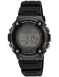 Casio Youth Digital Digital Black Dial Men's Watch - W-S200H-1BVDF (I088)