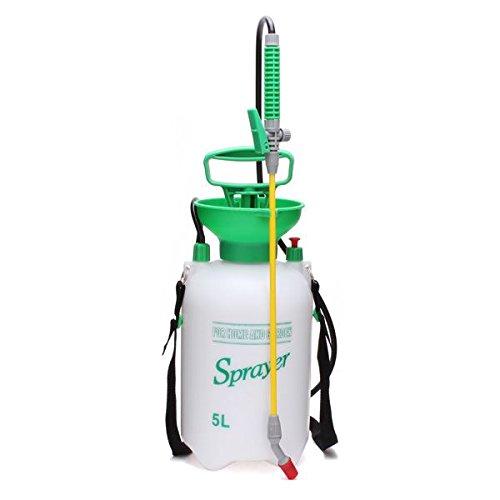 5L Garten Handdruck Rucksack Sprayer Gießkanne Sprayer Pump