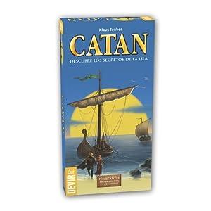 Devir – Catan, Navegantes (BGNAV56) – Ampliación para 5 y 6 jugadores