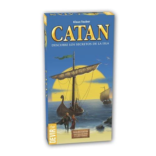 Devir - Catan, Navegantes BGNAV56 - Ampliación 5