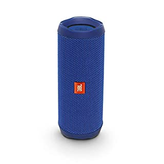 JBL Flip 4 Altavoz Bluetooth portátil - Azul (B01N0QHI8L) | Amazon Products