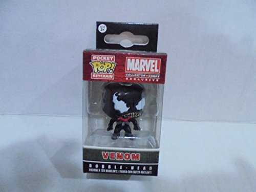 Funko Pop llavero Venom (Marvel) Funko Pop Marvel