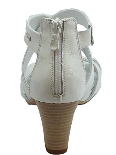 Nero Giardini Damen Sandalen Bianco