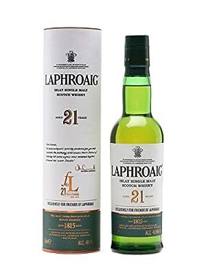 Laphroaig 21 Year Old - Friends of Laphroaig