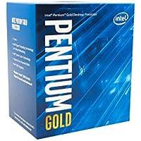 Intel Pentium G5400 - Procesador (3.7 GHz/3mo, LGA1151) Color Azul