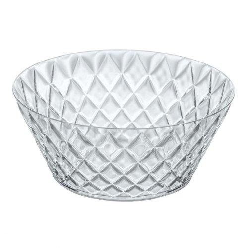 Koziol crystal salad bol, transparent