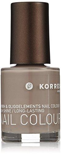 Korres Vernis à ongles couleur, gris clair 10 ml