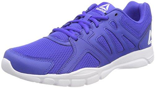 Reebok Herren Trainfusion Nine 3.0 Fitnessschuhe Blau (Acid Blue/White)