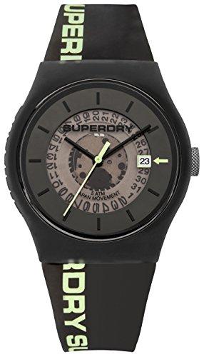 Superdry Unisex Erwachsene-Armbanduhr SYGSYG168B