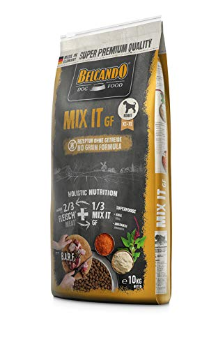 MIX IT - GRAIN FREE, SAC de 10 KG