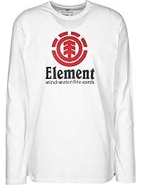 24aab6ef64fbd Element Men s Vertical Ls Tee Shirt