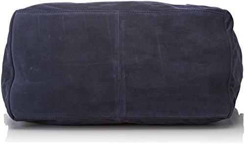 Timberland Women s TB0M5757 Tote Bag Blue Blue  Navy 410