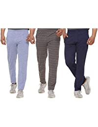 SHAUN Men's Sports Trackpant (Pack of 3)