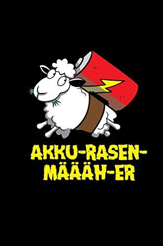 Akku-Rasen-Määäh-Er: Wochenplaner a5 liniert | Lustiges Geschenk Kinder Süße Tiere Schaf Bauernhof Terminkalender