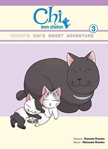 Chi - mon chaton Edition simple Tome 3