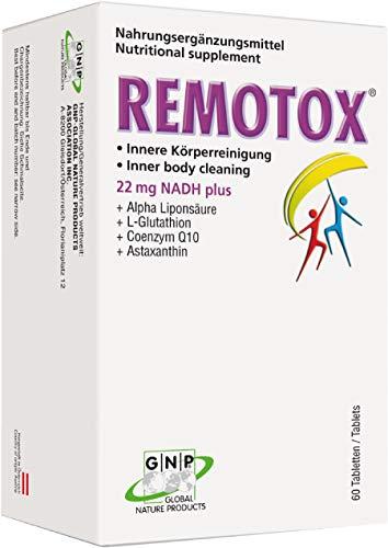 REMOTOX hochdosiert mit 22 mg NADH - 60 Tabletten