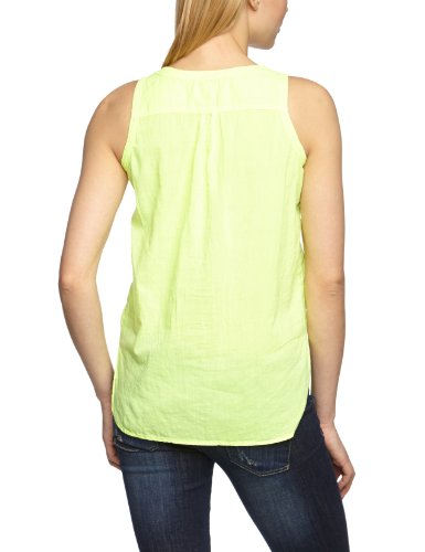 LTB Jeans - Haut - Femme Jaune (Fluo Yellow 9488)