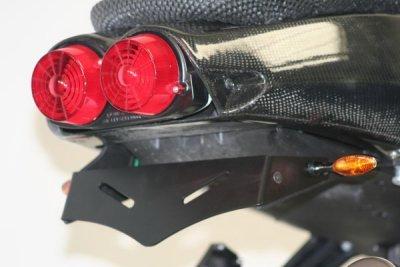 R&G Racing Kennzeichenhalter Aprl RSV Mille 2001-2003