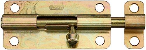 Stanley Hardware 75-8062 Barrel Bolts by Stanley Hardware - Stanley Barrel Bolt