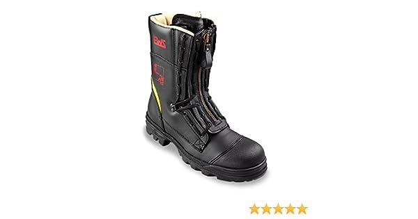 EWS Feuerwehrstiefel PROFI EXCLUSIV Schnürstiefel Feuerwehr Stiefel 9205 1 Schuhgröße: 45