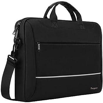 c7abada3d05 Laptop Case 15.6 inch, Laptop Bag Briefcase for Men Women, Slim Business  Portable Sleeve Carrying Computer Shoulder Messenger Bag, 15 Laptop &  Tablet ...