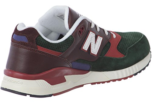 New Balance 530 90s Running Woods Hommes Chaussures Vert M530RWA RWA brown-green