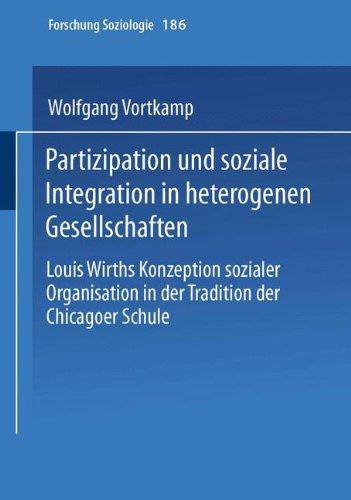 Jugendliche in Japan und Deutschland: Soziale Integration Im Vergleich (German Edition)